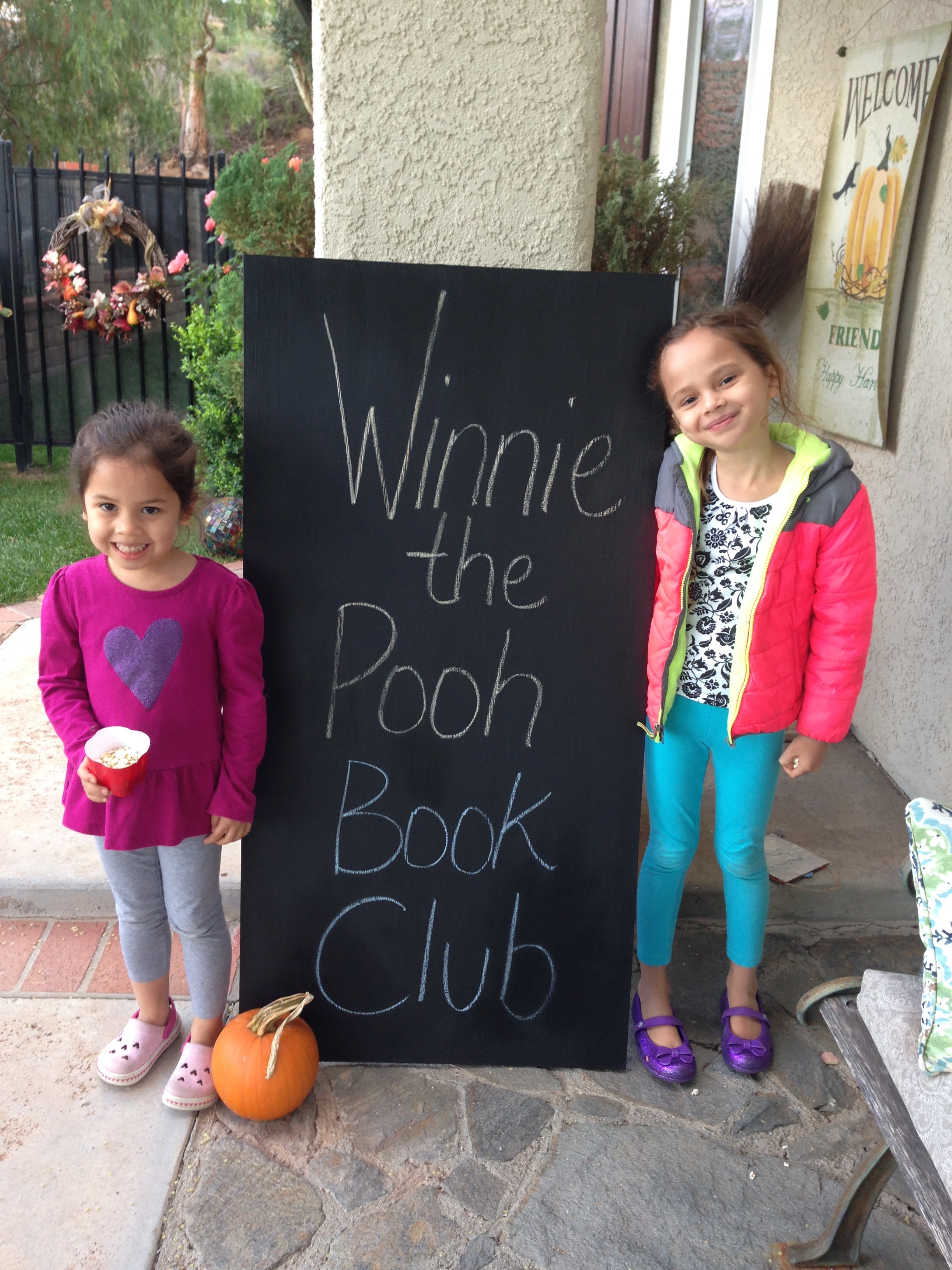 Welcome to Winnie Book Club!