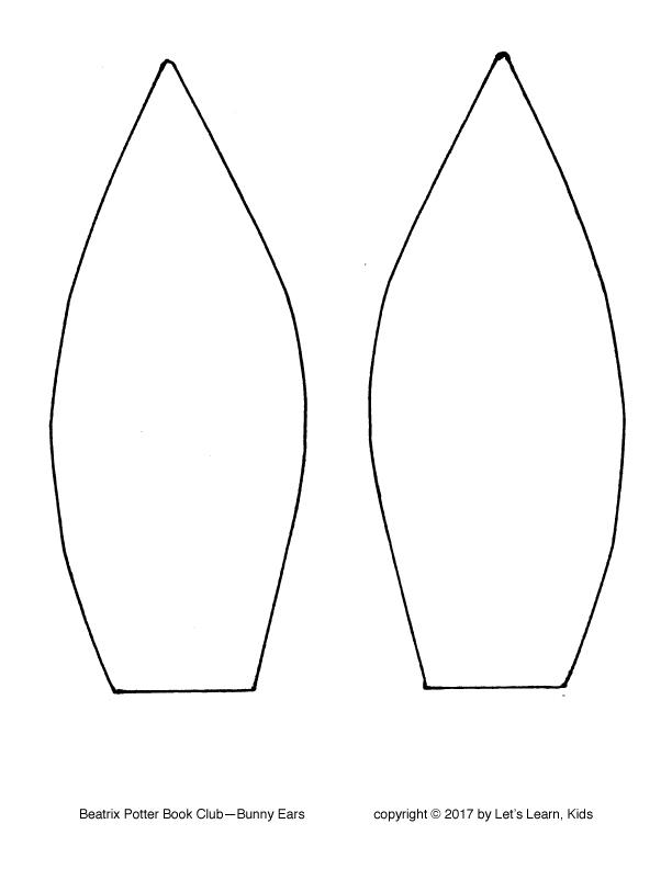 Bunny-Ears-template