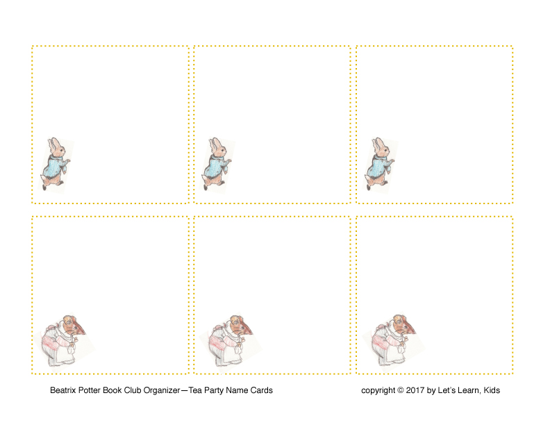 Tea-Party-Name-Cards-template