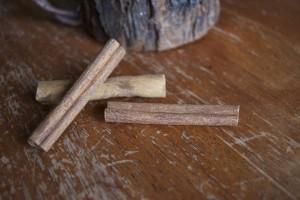 Letter C, lessons on senses for kids, cinnamon