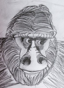 Invisible Gorilla demonstrating selective attention