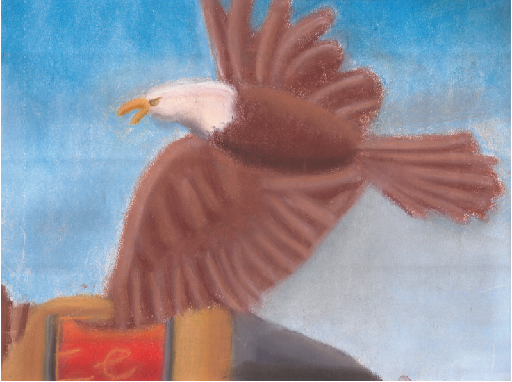 Animals in Time, History for kids, George Washington